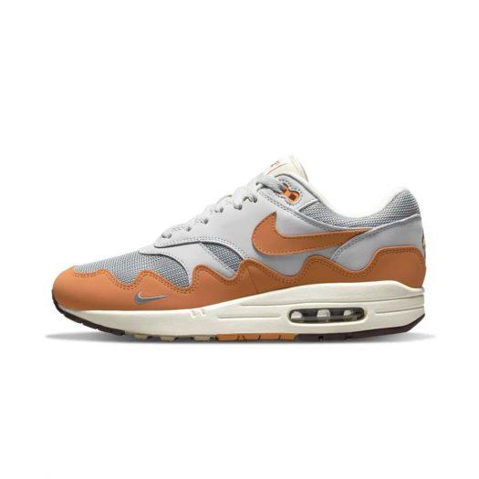 Nike Air Max 1 Patta Waves Monarch (Regular Box)