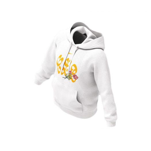 Nike x Drake Certified Lover Boy Hoodie White